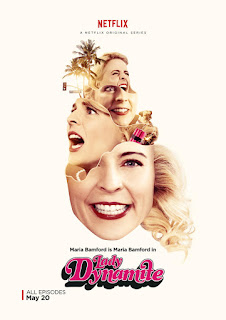 Lady Dynamite poster Netflix