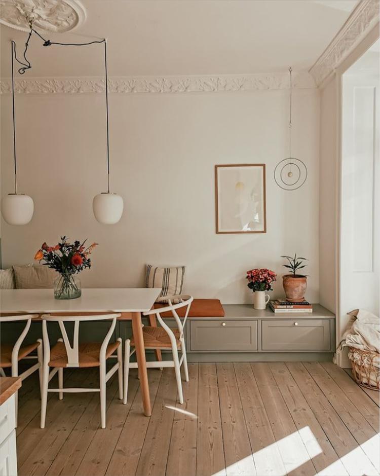 An Apartment With Inspiring Touches in Copenhagen, Denmark