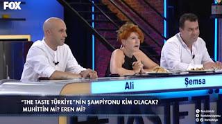 The Taste Türkiye final Fox yemek programı kim kazandı