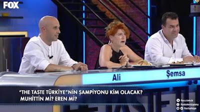 The Taste Türkiye final Fox yemek programı kim kazandı?