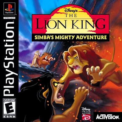 descargar el rey leon 2 psx mega