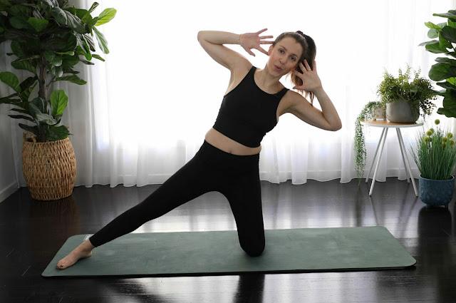 15-Minute Pilates Workout To Shape Your Obliques