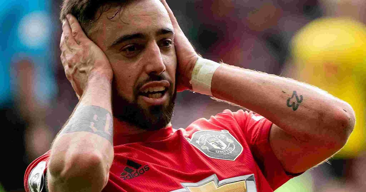 Bruno Fernandes Voted To BBC Premier League Team Of The ...