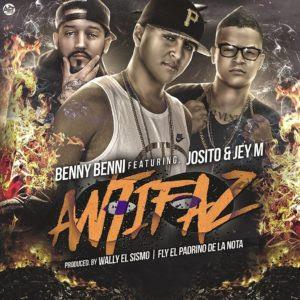 Benny Benni Ft Josito & Jey M – Antifaz (Estreno Mañana)