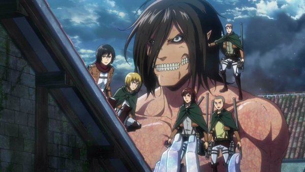Attack on Titan Season 3 Part 2