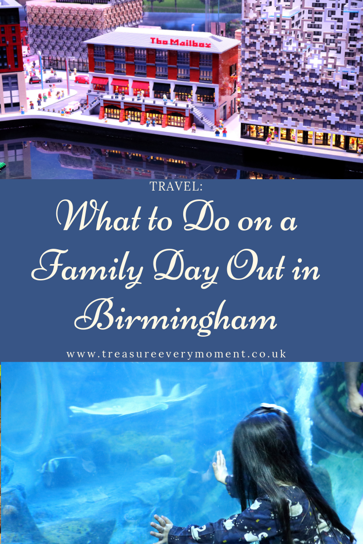 TRAVEL: What to Do on a Family Day Out in Birmingham