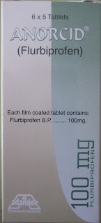 Anorcid 100mg Tablet