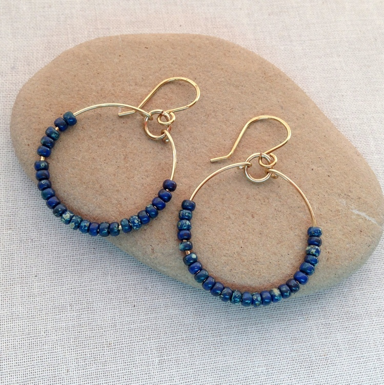 Unique Jewelry: Lisa Yang's Jewelry Blog: 5 DIY Jewelry Projects With