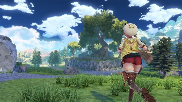 Atelier Ryza (Switch): primeiras imagens do RPG são divulgadas