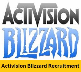 Activision Blizzard Recruitment 2017-2018