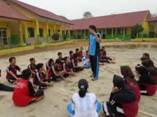 RPP Pendidikan Jasmani, Olahraga dan Kesehatan Kelas 7 semester 1