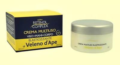 opinii recenzii crema retinol complex cu venin de albine