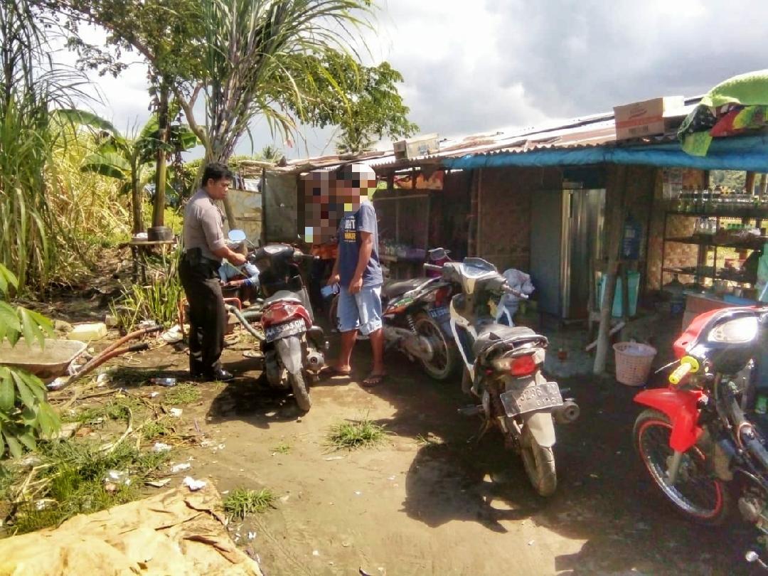 Tahu Digerebek Polisi, Puluhan Pembalap Liar Pura-pura Ngopi di Warung
