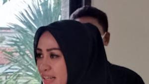 Lilis Suryani Bertekad Akan Majukan Kerajinan Tenun Dompu
