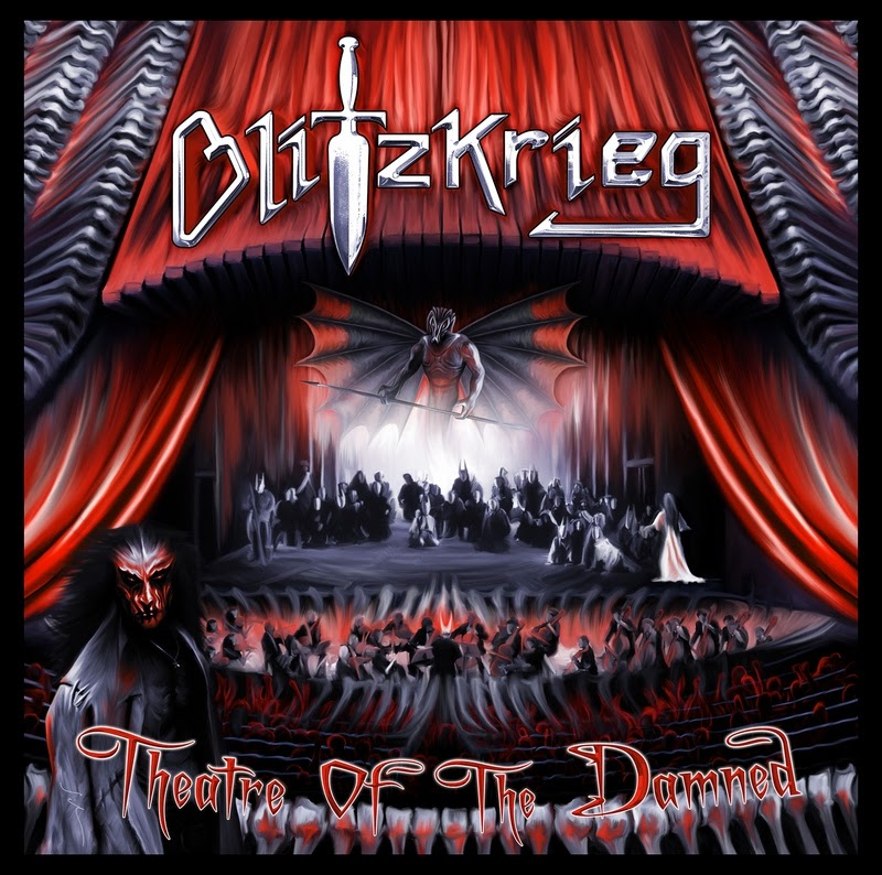 Riddle Of Steel Metal Music Blitzkrieg Theatre Of The Damned 2007