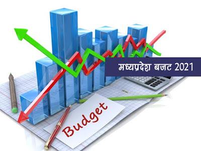 मध्य प्रदेश बजट 2021 सामान्य ज्ञान MP Budget  2021 GK in Hindi