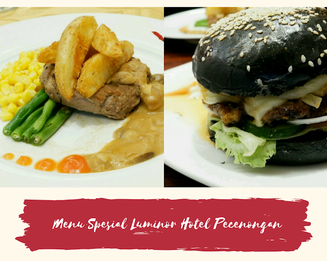 Review 5 Menu Makanan Luminor Hotel Pecenongan dan Deals Menarik HotelPon