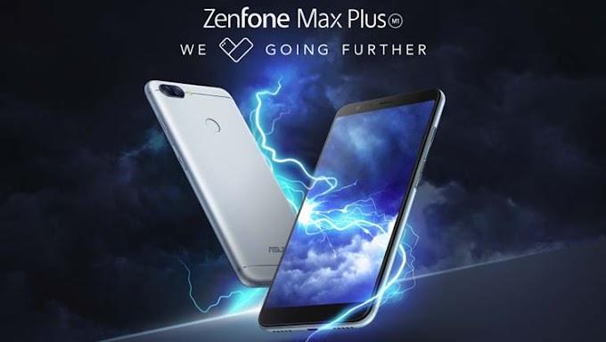 Asus Zenfone Max Plus M1 Hadir Di Indonesia
