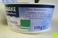 ohne Aromazusatz: Söbbeke Bio Milchreis Natur (6 x 150 gr)
