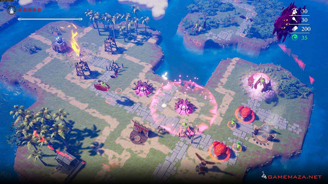 SolSeraph Gameplay Screenshot 1
