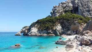 Top 10 Awesome Beaches to visit in Italy, Cala Goloritzé Sardinia