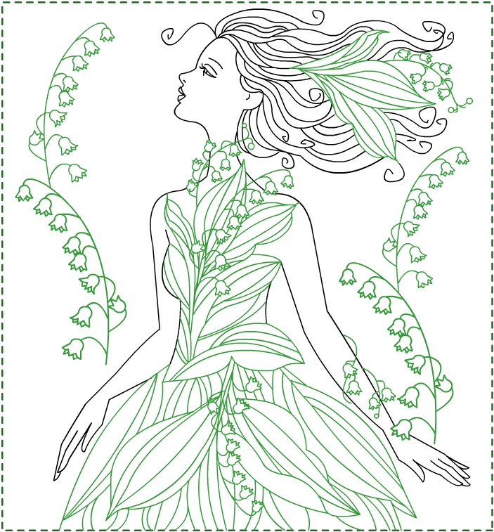 Princess Coloring Pages Download