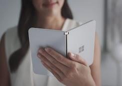 Bocoran Spesifikasi Microsoft Surface Duo : Snapdragon 855