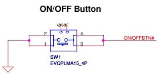 Cara Mengukur Tegangan 3 V Pada tombol power Switch