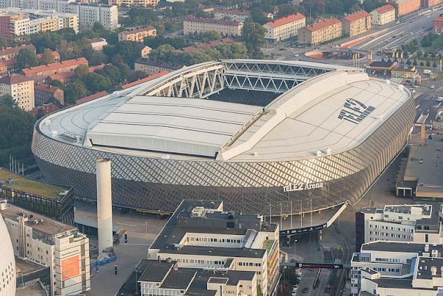 Nama Avicii Diabadikan di Arena Ericsson Globe yang Populer di Swedia .lelemuku.com.jpg