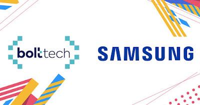 Bolttech ร่วมเป็นพันธมิตรกับ Samsung TH  นำเสนอบริการซ่อมอุปกรณ์โทรศัพท์มือถือถึงที่บ้านคุณเป็นรายแรกในเอเชียภายใต้ ผลิตภัณฑ์ Samsung Care+