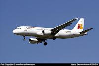 Airbus A320 / EC-LUC