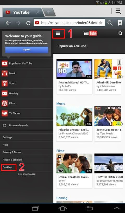 adobe flash for uc browser android