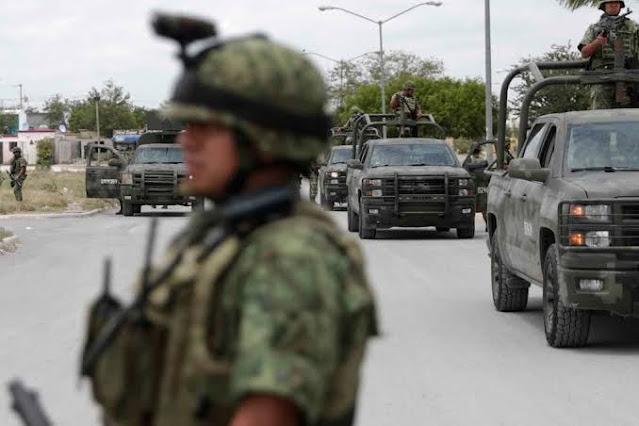Ultima hora 8 niños y 4 adultos fueron rescatados por la SEDENA tras estar secuestrados por sicarios del CDN en Nuevo Laredo, Tamaulipas