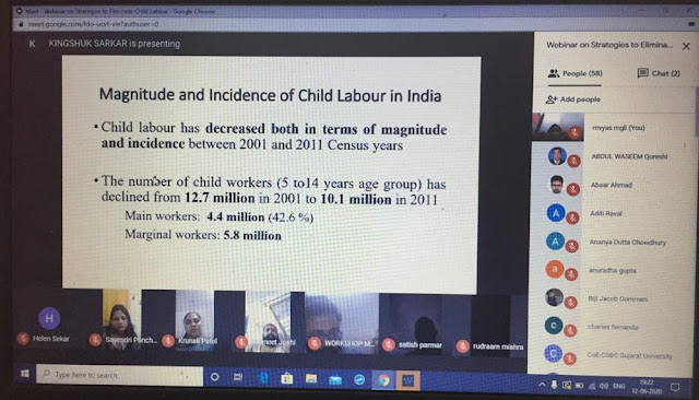 MGLI Hosts Webinar on Eliminating Child Labor