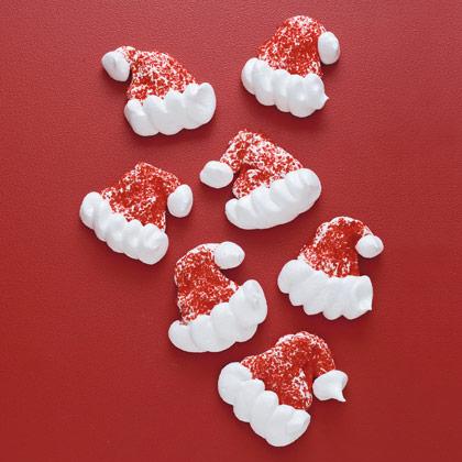 Santa Hats Recipe