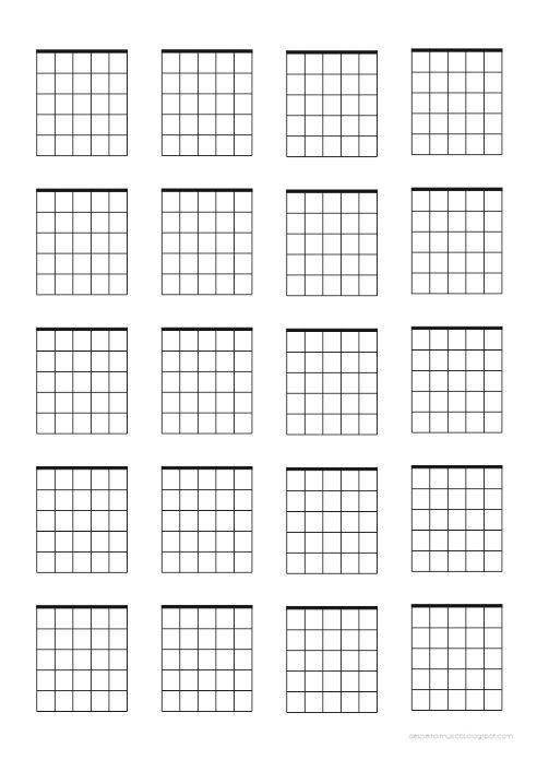papel para acordes de guitarra despertar musical. Black Bedroom Furniture Sets. Home Design Ideas