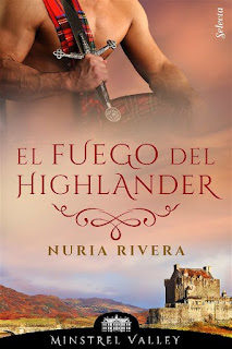El fuego del highlander   Minstrel Valley   Nuria Rivera   Selecta