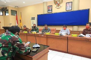 Rapat Koordinasi Upacara Peringatan HUT Republik Indonesia Ke-75 - Tarakan Info