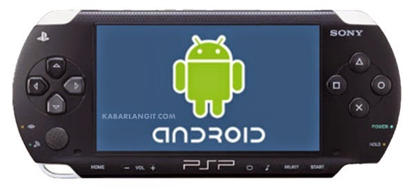 Main Game PSP di Android dengan Emulator PPSP