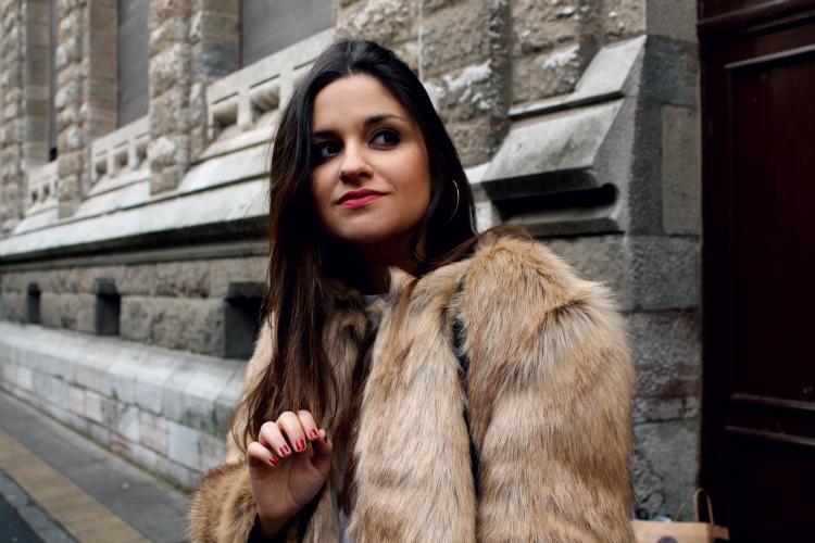 abrigo de pelo zara blog moda leon