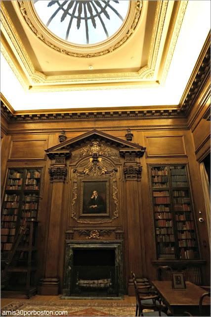 Widener Memorial Room