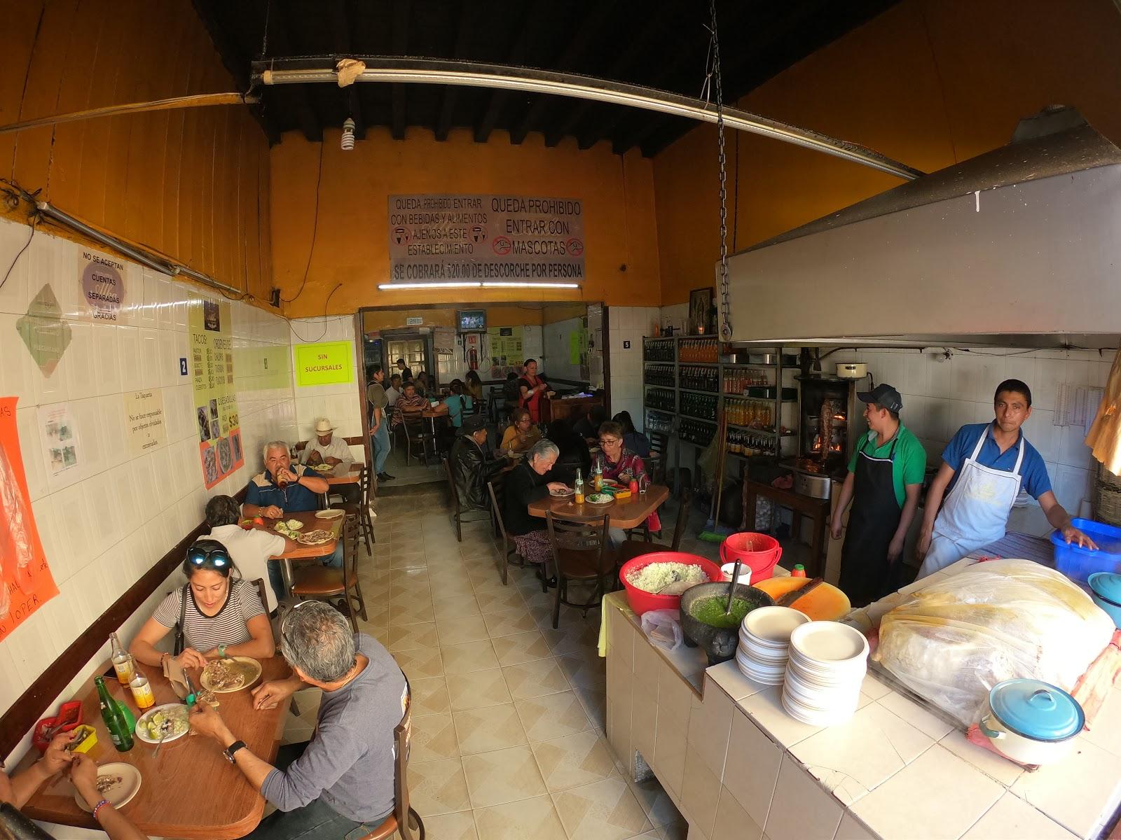 Taquería Alba: los tradicionales de Zacatlán