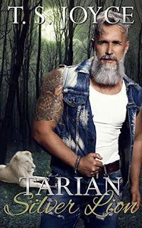 Tarian Silver Lion by TS Joyce