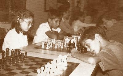 Infantiles del XVII Abierto Sant Andreu 1988