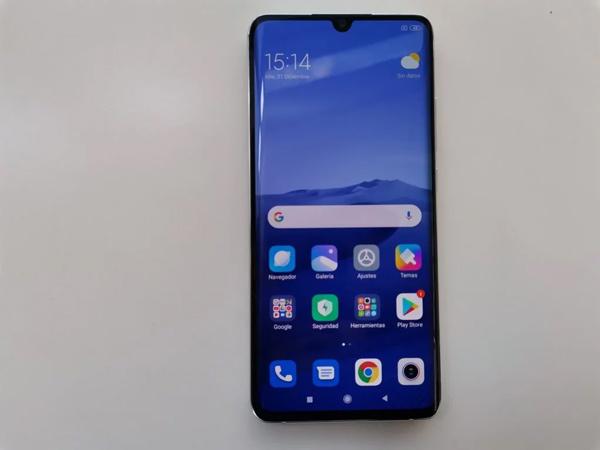 تجربة ششة هاتف Xiaomi Mi Note 10