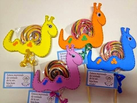Lembrancinhas Para Dia Das Crianças 10 Ideias Criativas Para Fazer