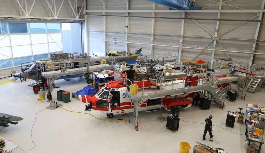 Перші гелікоптери Airbus для МВС прибудуть 19 грудня