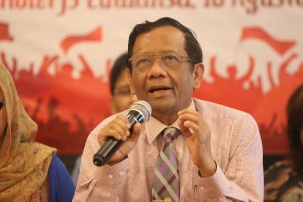 Mahfud MD Sebut Ulama Arab Saudi Lari ke Indonesia Bawa Jutaan USD Sebar Paham Radikal