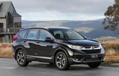 Honda CR-V - Một trong các mẫu xe được ưu chuộng hiện nay