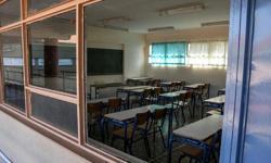 Κρήτη: Μαθητής δημοτικού πήδηξε από τον πρώτο όροφο του σχολείου του